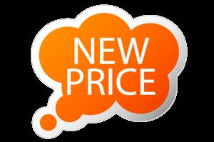 Изменение цен на матрицы 17″3