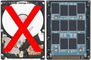 Преимущества SSD накопителей