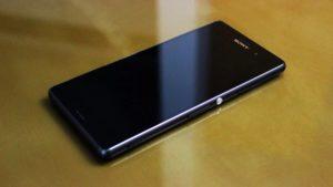 Замена дисплея на Sony Xperia Z3 Compact