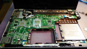 Замена северного моста на HP DV6-3000 и перевод на интегрированную графику (UMA)